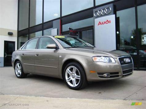 2006 audi a4 colors 2006 dakar beige metallic audi a4 2 0t quattro sedan