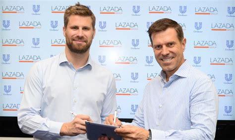 pier luigi sigismondi unilever and lazada strike e commerce partnership