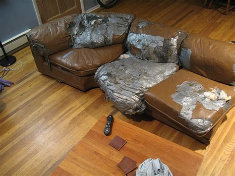 duct tape couch wide awake in wonderland 187 omfg what a disgusting couch