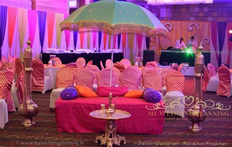 Theme Wedding Decor Designing and Execution   My Wedding