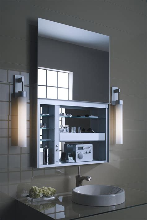 Robern Medicine Cabinets - a new direction the robern uplift medicine cabinet abode