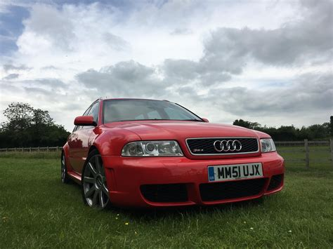 audi rs4 2002 used 2002 audi rs4 rs4 quattro avant for sale in essex