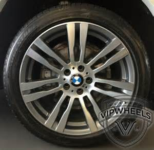 20 inch bmw x5 e70 wheels style 333m with winter tyres