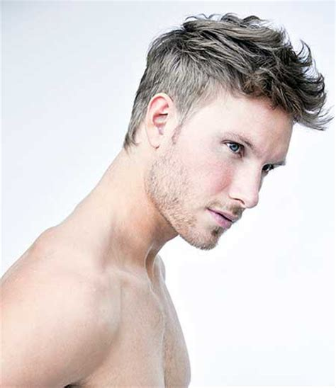 hairstyles for blonde guys latest mens short hairstyles mens hairstyles 2018