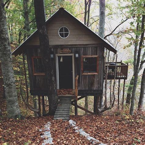 tiny tree house tiny houses small spaces treehauslove the cozy treehouse