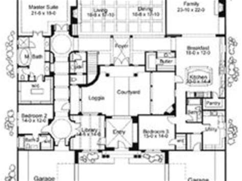 spanish ranch house plans mediterranean style luxury homes mexzhouse com