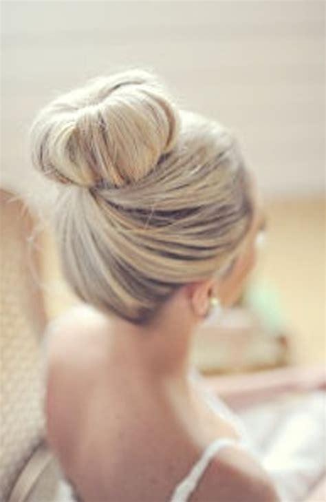 Wedding Hair Big Bun big bun wedding hair 7 27 13