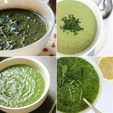 Cleansing Detox Soup Recipe by Detox Soup Recipes Popsugar Fitness Uk