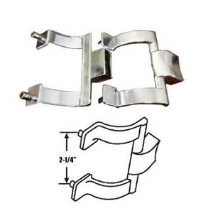towel bar brackets buy chrome shower door towel bar brackets only 2 1 4