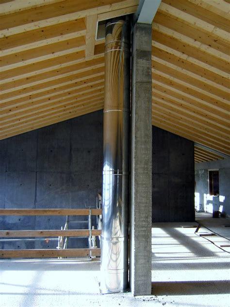 dumont camini passante a tetto made in zuin canna fumaria sicura it