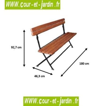 Banc En Bois Pas Cher by Banc De Jardin Pas Cher En Bois Et M 233 Tal Bancs De Jardin