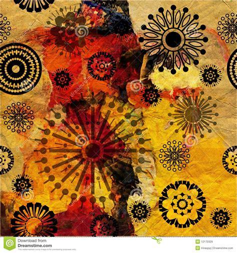 floral grunge background stock illustration illustration of color floral 12170329