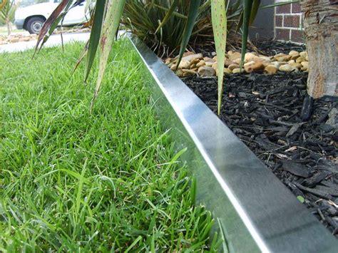 Steel Lawn Edging Landscape Design Landscape Metal Edging