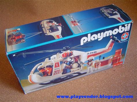 white rescue playmobil set 30 14 24 est white rescue helicopter klickypedia