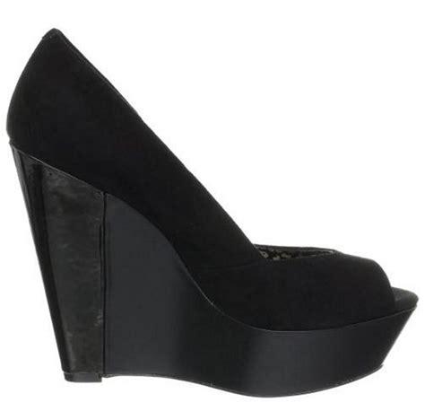 womens shoes jessica simpson leelo platform peeptoe wedge
