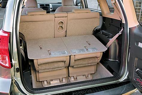 Toyota Rav4 Seating Toyota Third Row Seating Rav4 Ev Autos Post
