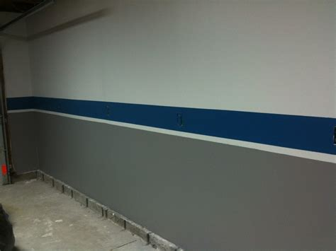 Garage Wall Paint Ideas by Garage Paint Color Ideas