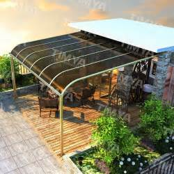Carport Canopy by 2015 Polycarbonate And Aluminum Carport Canopy Buy
