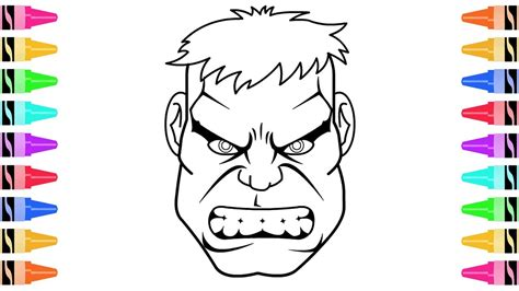 hulk head coloring page hulk coloring pages coloring pages