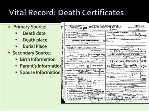 Utah Vital Records Marriage Certificate Exle Of A Vital Record Certificate Of Marriage Breeds Picture