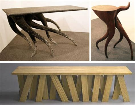 16 creative modern tables and crazy table designs urbanist