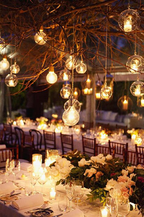 Backyard Lights Ideas Backyard Wedding Lighting Ideas Marceladick