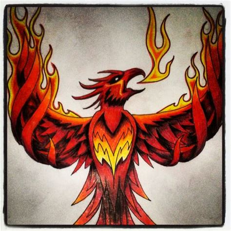 tattoo phoenix meaning symbolic meanings of phoenix tattoos for men