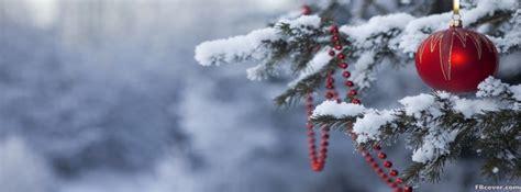 christmas tree globe facebook cover photo fbcovercom