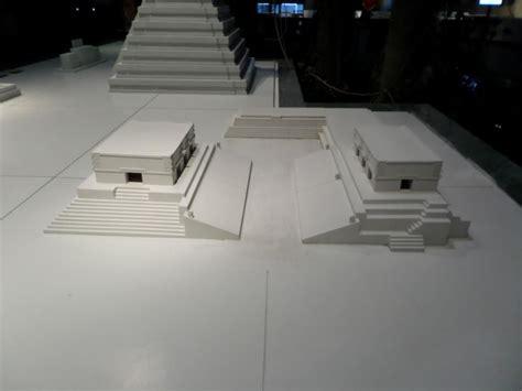 imagenes de maquetas mayas maqueta del juego de pelota de cop 225 n museo de la cultura