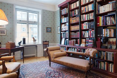 classic home library decor ansa interior designers thirty classic residence library design ideas imposing