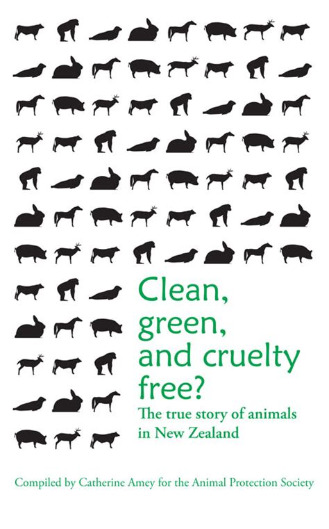 Book Of Cruelty Free Hippyshopper by Clean Green And Cruelty Free The True Story Of Animals