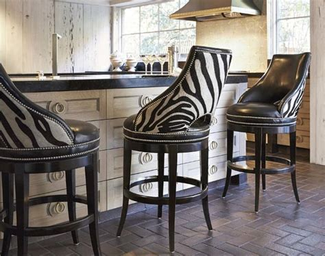 zebra bar chairs leather zebra bar stools zebra zebra and oh zebra