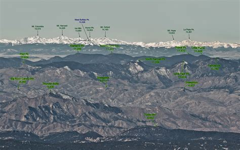 map of colorado front range front range photos of the mountains