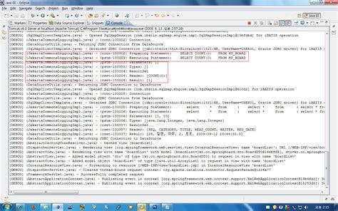 log4j layout xml exle 자바 로그 사용법 log4j 1 2 15 jar 마지막 부분 xml 설정방법 정승화 싸이홈