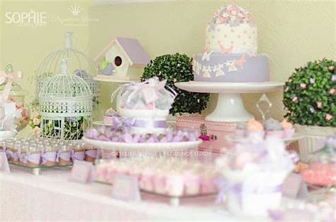 City Butterfly Baby Shower Decorations by Kara S Ideas Pink Lilac Purple Butterfly Flowers