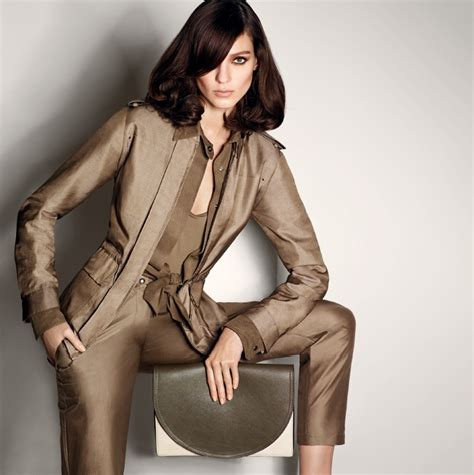 Monochromatic Color Scheme by Max Mara Nouvelle Collection 233 T 233 2013 Befashionlike