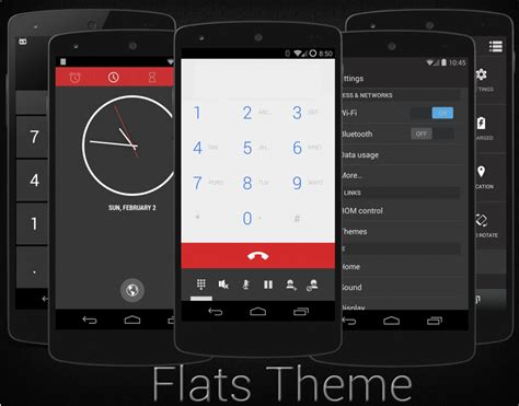 themes android cyanogenmod best themes for cyanogenmod rom android users cm11 and cm12