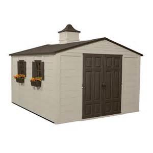 shop suncast gable storage shed common 10 ft x 12 ft
