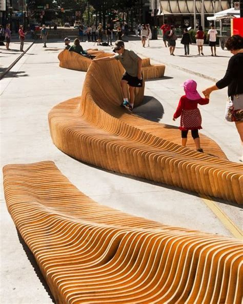 layout sketchup español intervena a o urbana os parklets mais criativos do mundo