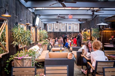 the top 100 patios in toronto