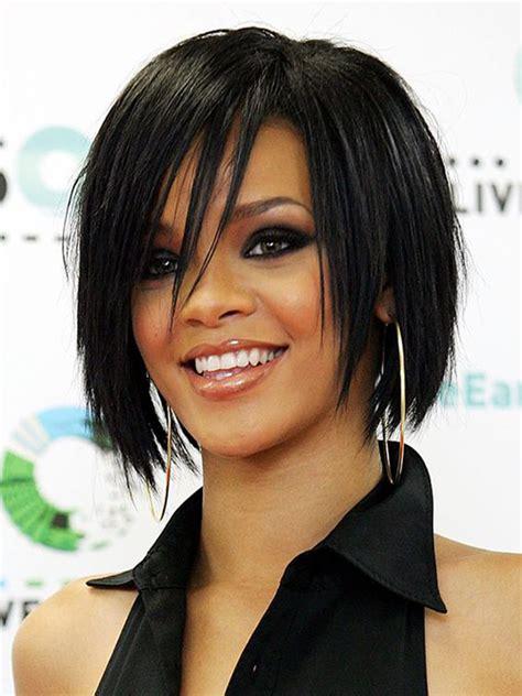 stylish hairstyles for 20 stylish rihanna bob haircuts hairstyles