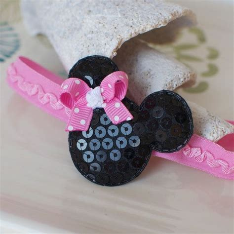 hairstyles with minnie mouse headband 1000 images about baby s first disney trip on pinterest