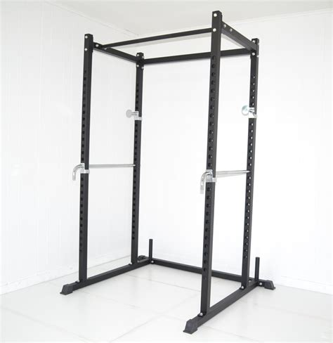 Atlas Rack by Atlas Power Rack Squat Deadlift Cage Review Healthier Land