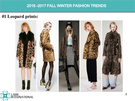 Fall Winter Fashion Trends 6 The Winter Garden by Trend Report 2016 2017 Fall Winter