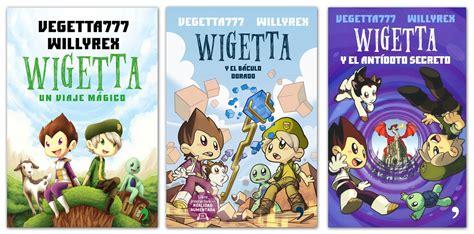 libro wigetta marca personal de vegetta777 y willyrex gestiona tu marca