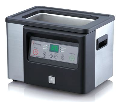 Ultrasonic Cleaner Hwashin Hwasin Model Power Sonic 410 Kap 10 Lt a r alatan sains k sdn bhd