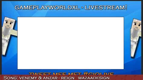 layout para youtube editavel speedart livestream layout youtube