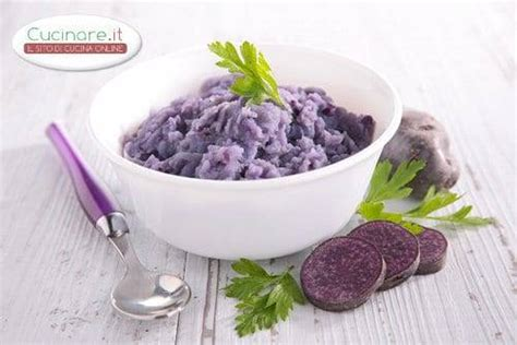 cucinare patate pur 232 di patate viola cucinare it