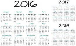 Malta Calendrier 2018 Calendrier Pour 2016 Et 2017 Illustration De Vecteur