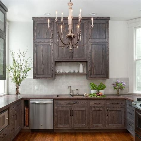 grey stained maple cabinets 17 best ideas about gray stained cabinets on